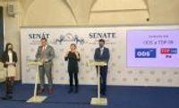 Senátorský klub ODS a TOP 09: Korespondenční volbu podpoříme