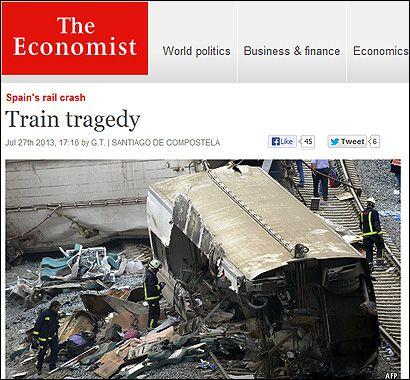 El artículod e The Economist