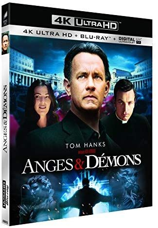 Anges & Demons 2009 MULTi FRENCH UHD BluRay 2160p Atmos DTS x265 10bits HDR