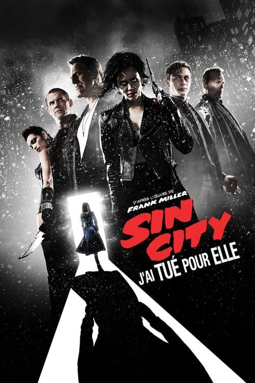 Sin City 2 - 1080p 2014 Bluray MULTI VFF DTS H264 (Untouched)