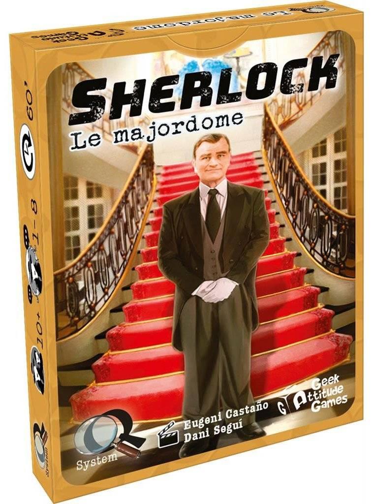 Sherlock Q system : Le Majordome