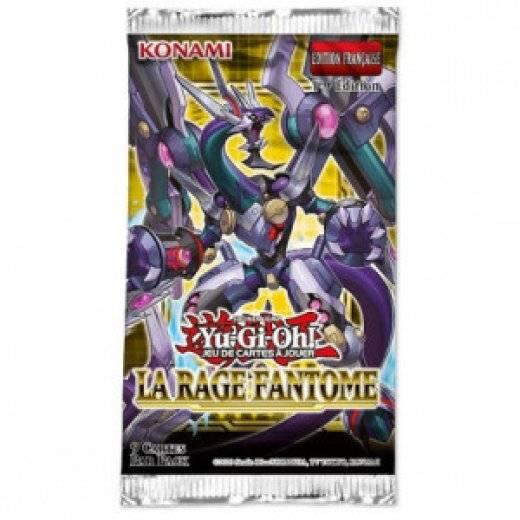 Yu-Gi-Oh! - La rage fantôme (Boosters)