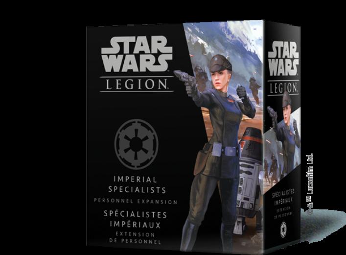SW Légion : Spécialistes impériaux