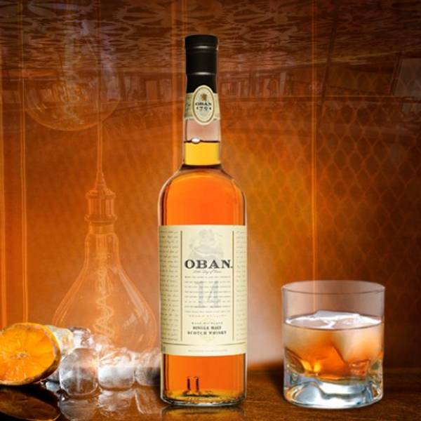 Single Malt Oban 14y