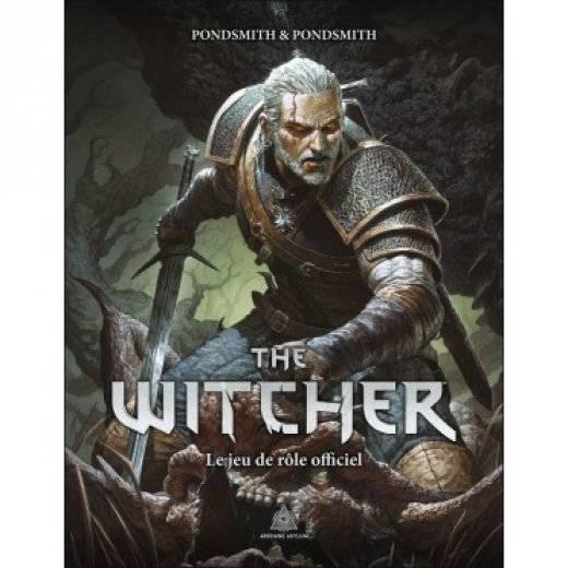 The Witcher : Le jeu de rôle officiel