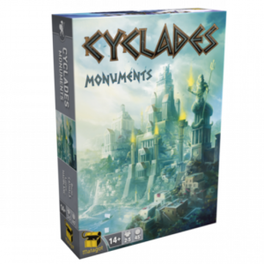 Cyclades : Monuments (Extension)
