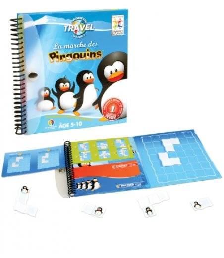 La marche des Pingouins (Penguins parade)