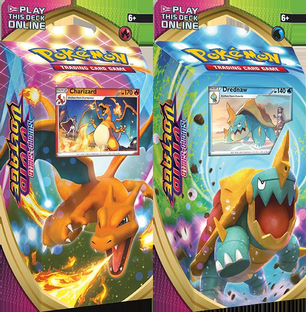 Pokémon - Epée & Bouclier: Voltage Éclatant Deck