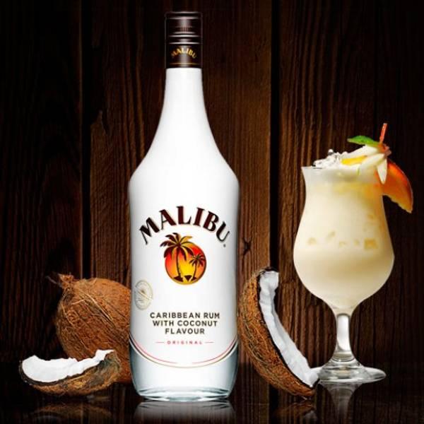 Malibu Tropical Coconut