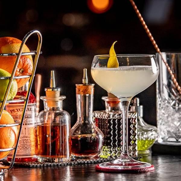 Nineteenth Century Cocktail