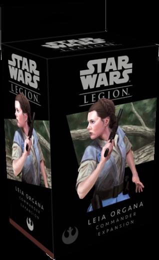 SW Légion : Leia Organa