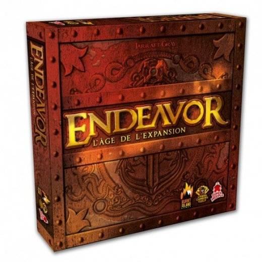 Endeavor - L'Âge de L'expension