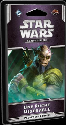Une ruche Misérable (Star Wars JCE)