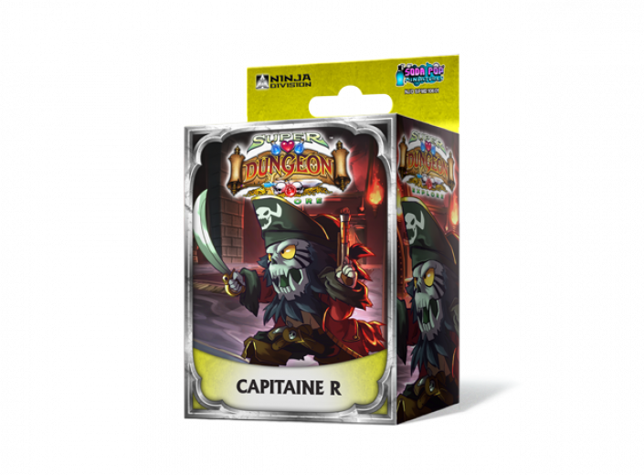 Super dungeon Explore, Capitaine R