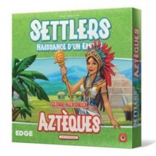 Settlers : Aztèque