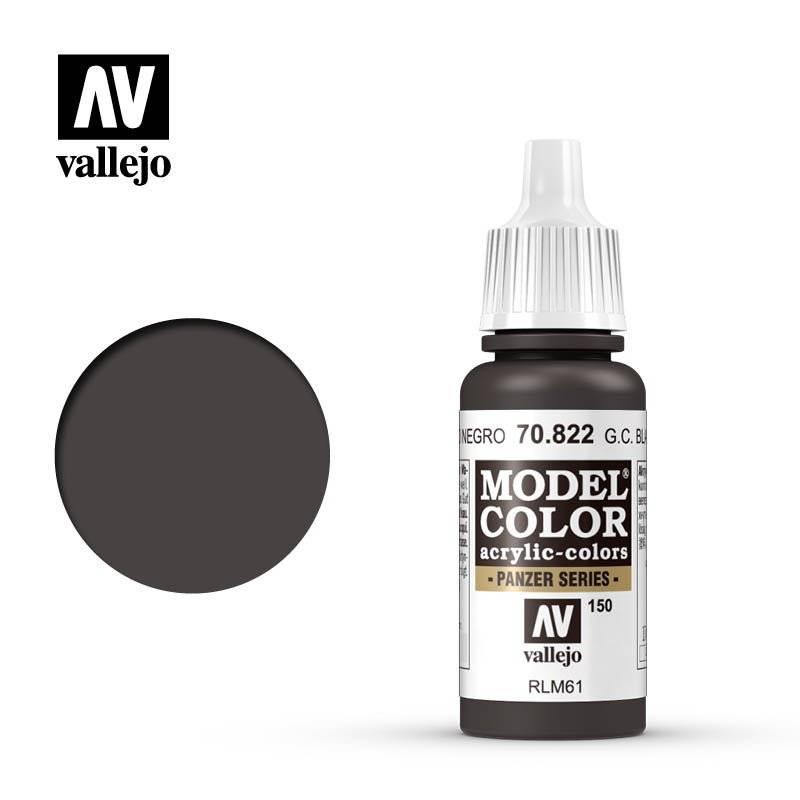 Model color - Black brown