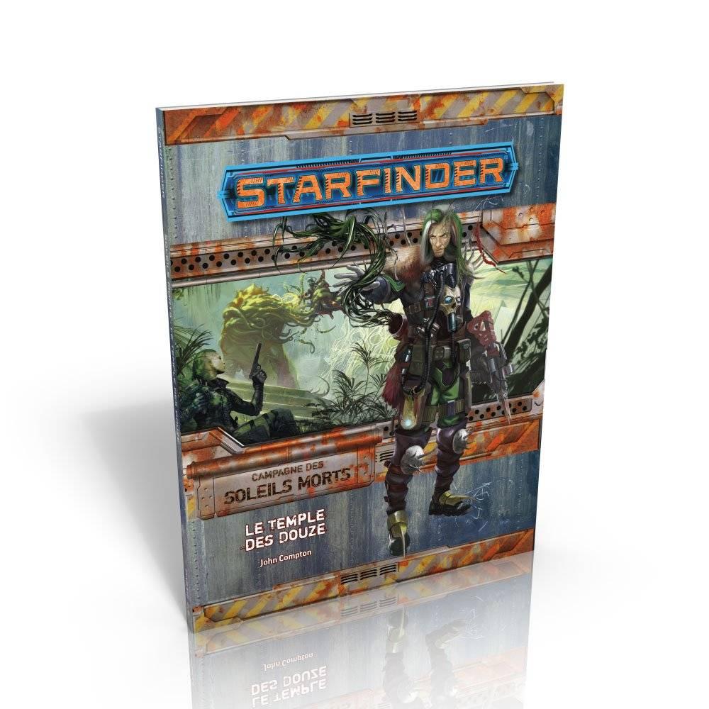 Starfinder Le temple des douze (Soleils morts 2/6)