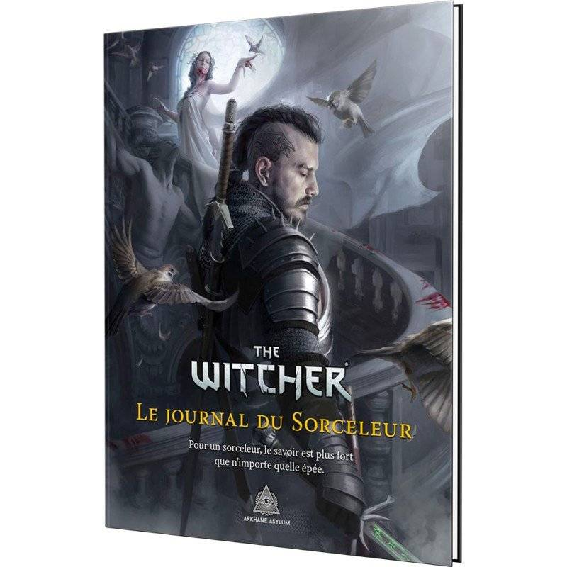 The Witcher jdr - Le Journal du Sorceleur
