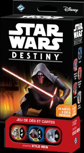 Star Wars : Destiny - Starter Kylo Ren (FR)