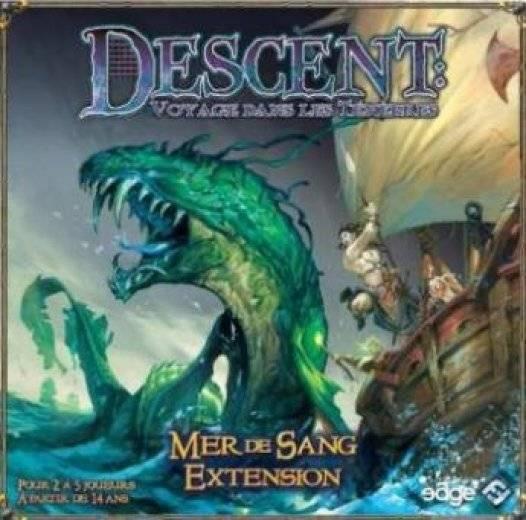 Descent: Mer de sang