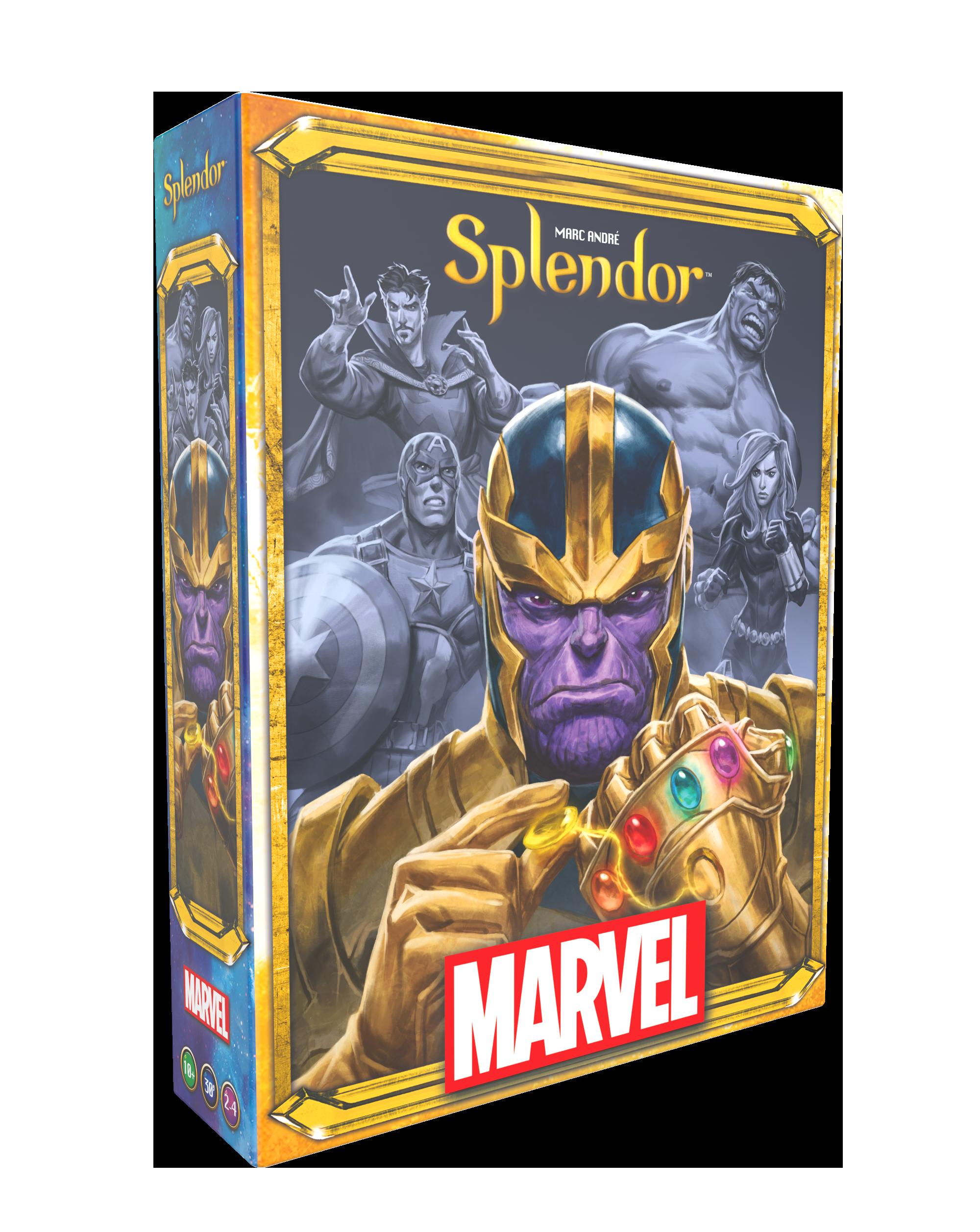 Marvel : Splendor
