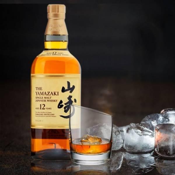 Single Malt Suntory Yamazaki 12 years