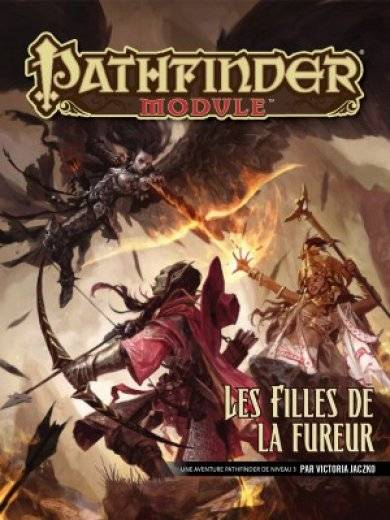 Les Filles de la Fureur (Pathfinder)
