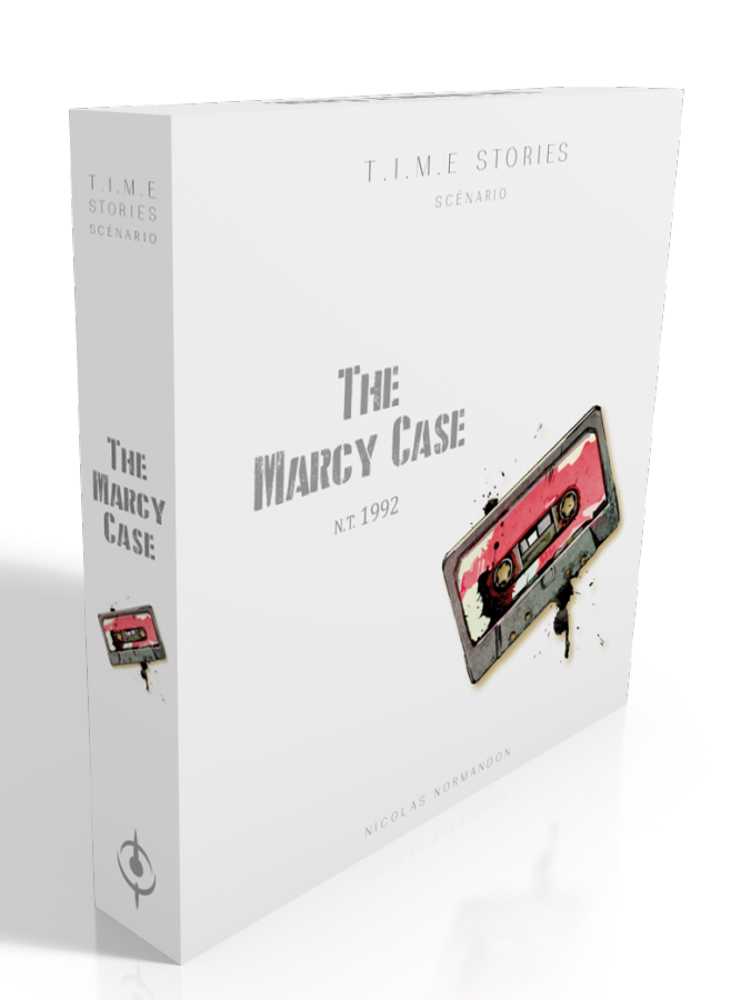 Time Stories - The Marcy Case (ext 1)