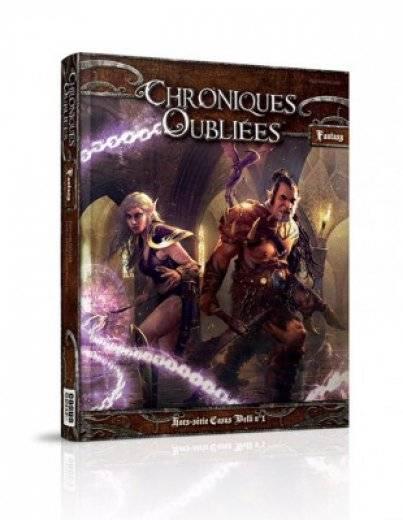 Chroniques Oubliées fantasy - Livre de base