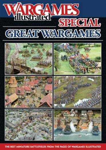 Wargames Illustrated special great wargames