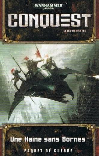 wh40k Conquest - Une Haine sans Bornes