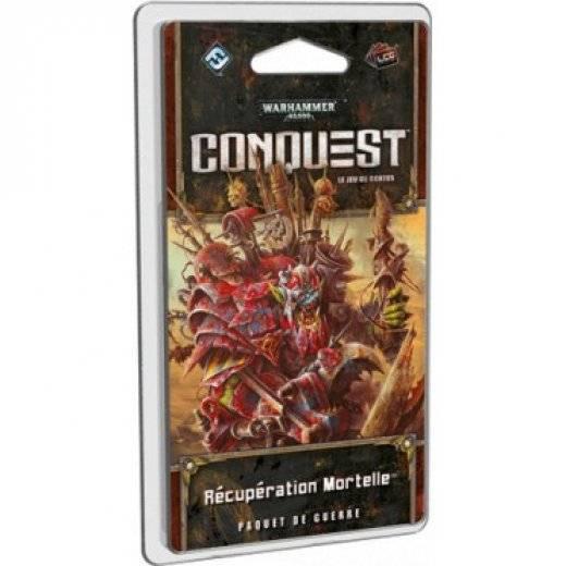 wh40k Conquest - Récupération Mortelle