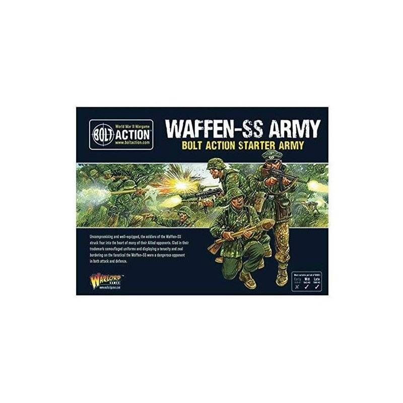 BA - Waffen-SS Army - Bolt Action starter Army