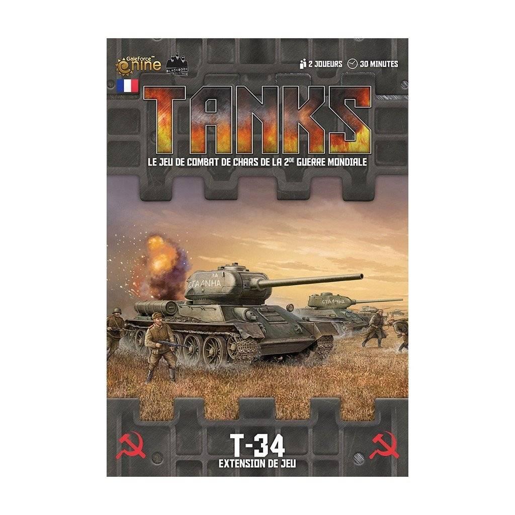 Tanks - T-34