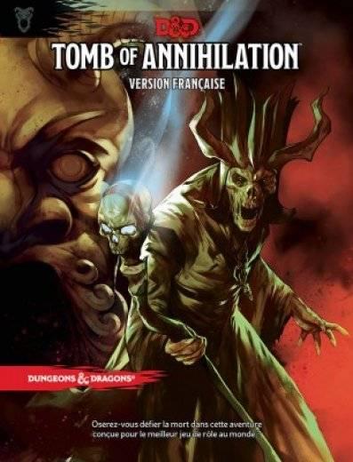 D&D - Tomb of Annihilation (fr)
