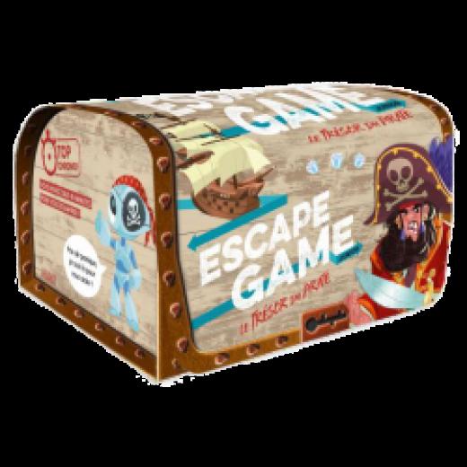 Escape Game Junior - Le trésor du pirate