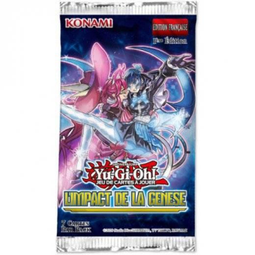 Yu-Gi-oh! L'impact De La Guerre (Booster)