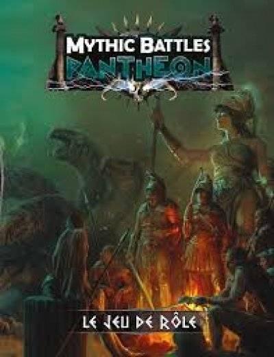 Mythic Battles Pantheon : Le jeu de rôle