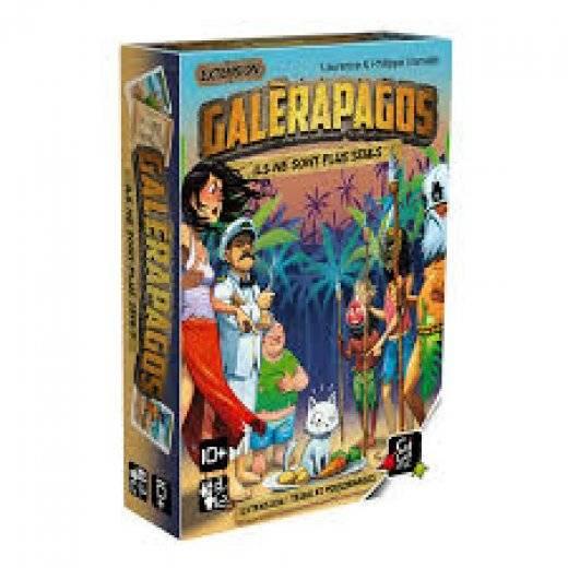 Galèrapagos Tribu et personnage