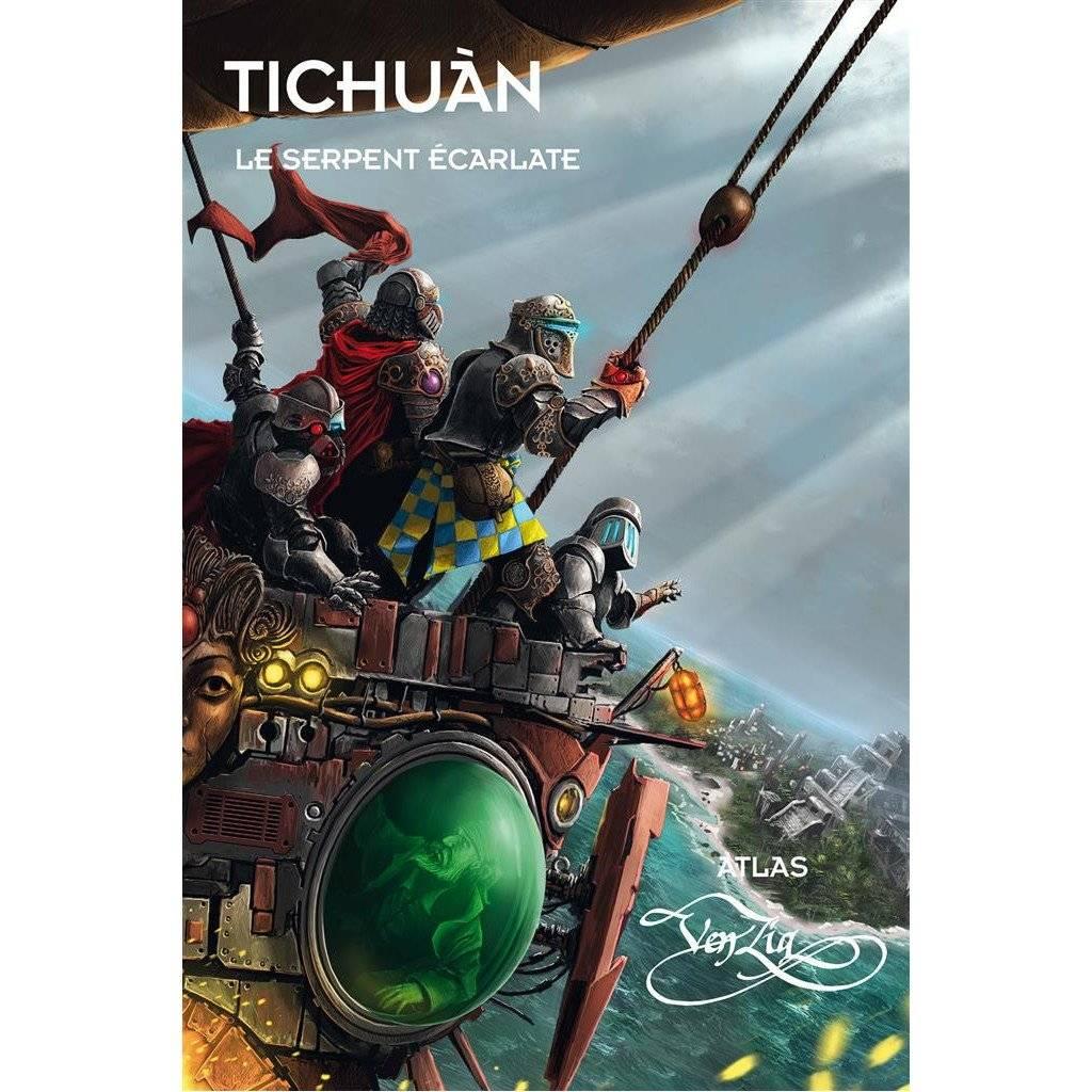 Venzia - Tichuan