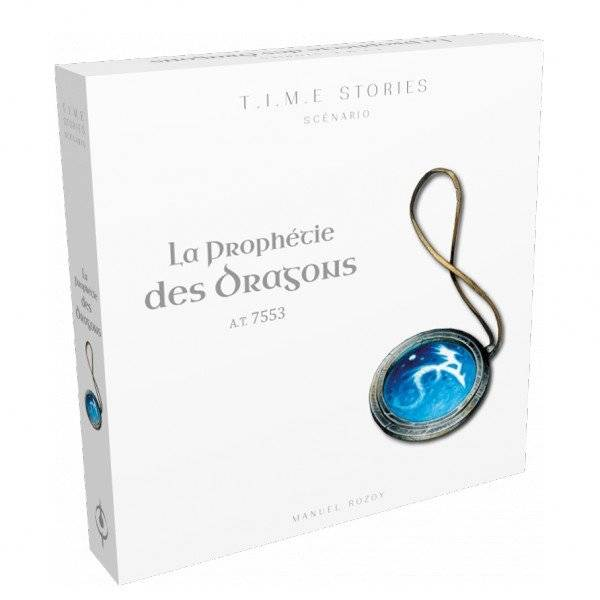 Time Stories - La Prophétie des Dragons (ext 2)