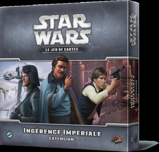 Star Wars JCE: Ingérence Impériale