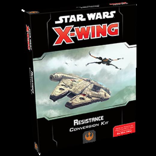 X-wing 2.0 : Kit de conversion Résistance