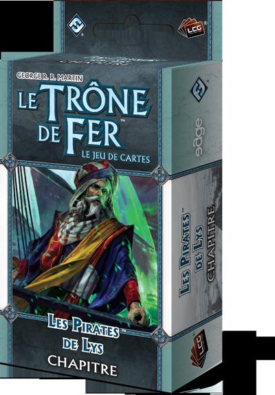 Trône de fer JCE - Les Pirates de Lys