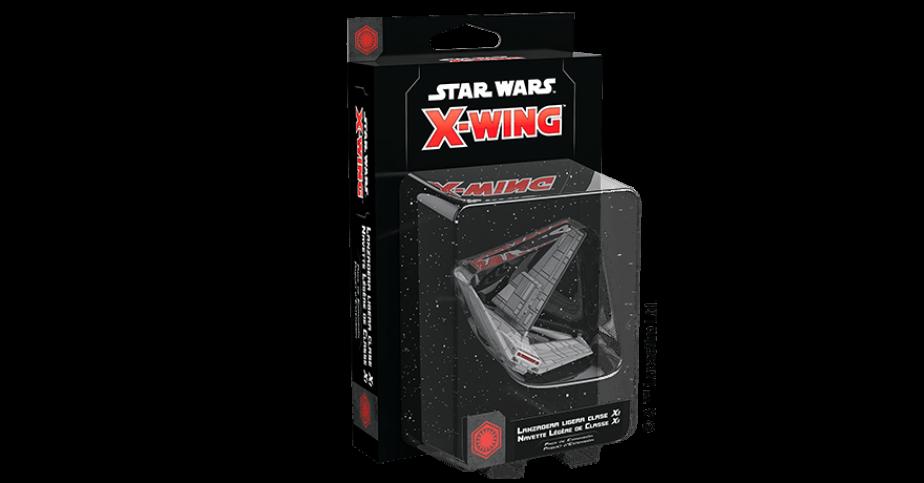 SW X-Wing 2.0 : Navette Légère de Classe Xi