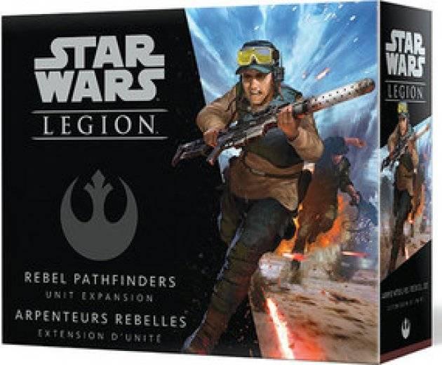 SW Légion : Arpenteurs Rebelles