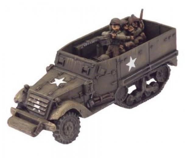 FoW - US - M3 half-track