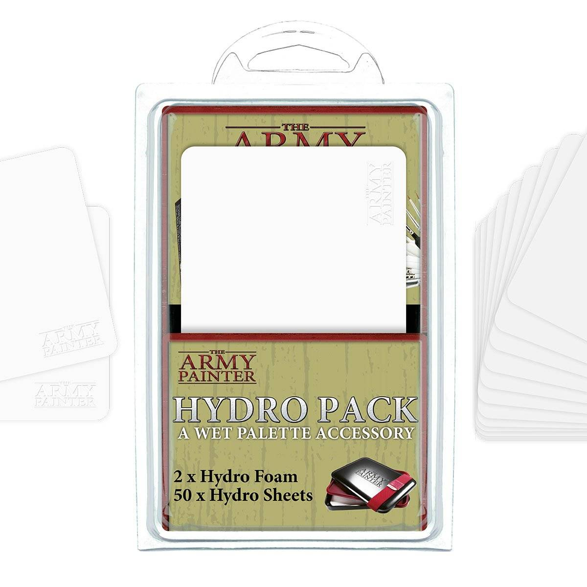Army painter - Hydro pack - a wet palette accessory