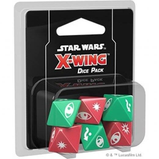 SW X-Wing : Set de dés