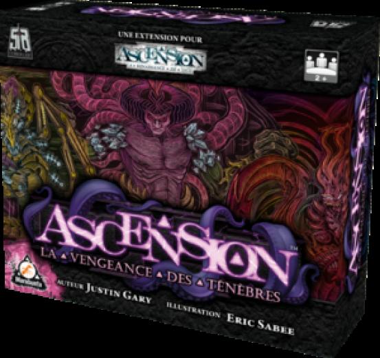 Ascension - La vengeance des ténèbres